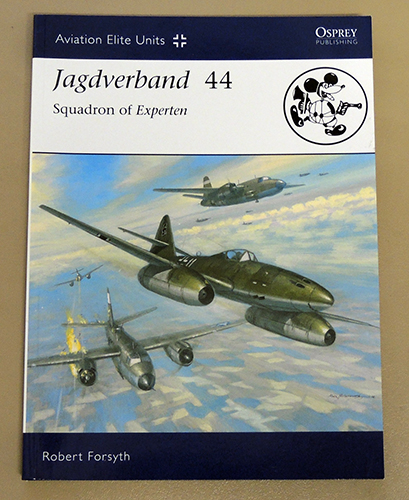 Image for Aviation Elite Units 27: Jagdverband 44: Squadron of Experten