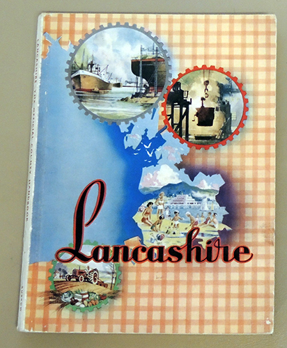 Image for Lancashire: The Official County Handbook