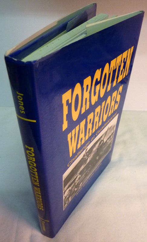 Image for Forgotten Warriors: Challenge at Guadalcanal