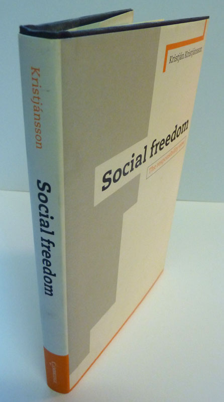 Image for Social Freedom: The Responsibility View
