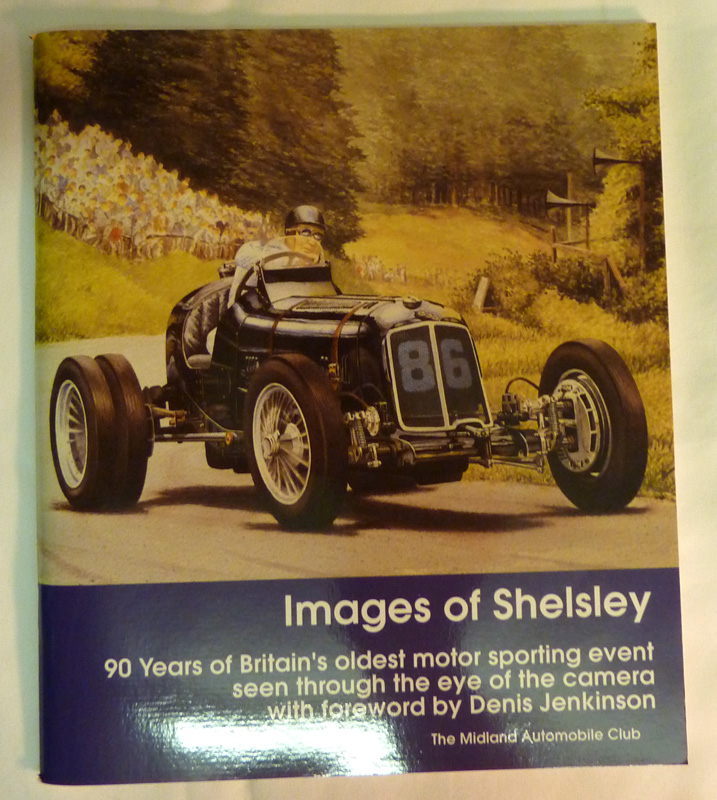 Image for Images of Shelsley: 90 Years of Britain's Oldest Motor Sporting Event Seen Through the Eye of the Camera