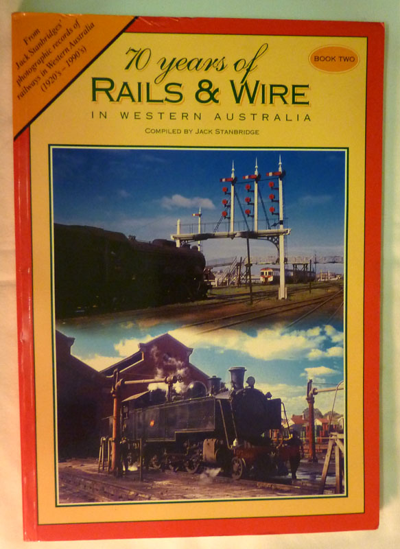 Image for 70 Years of Rails & Wire in Western Australia Book Two (2)