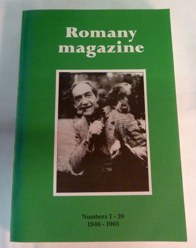 Image for Romany Magazine: Numbers 1-20, 1946-1965 (Facsimile)